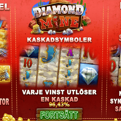 Diamond mine slot 13565