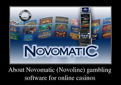 Casino med Novomatic 42424
