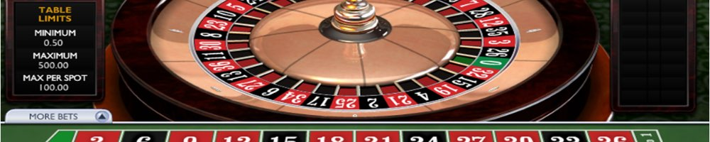 Roulette system 56505