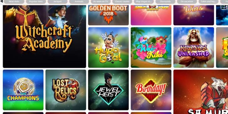 Free spins 8925