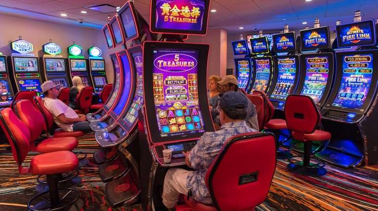 Red gaming slots 57234